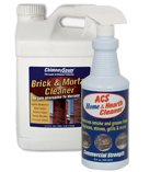 Masonry Cleaning Products