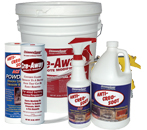 Creosote Removal Products